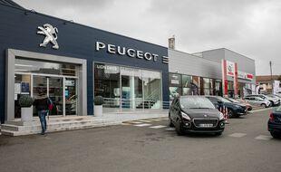 Peugeot a été mis en examen dans l'affaire du Dieselgate