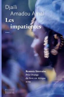 Couverture du livre « Les Impatientes » de Djaïli Amadou Amal.