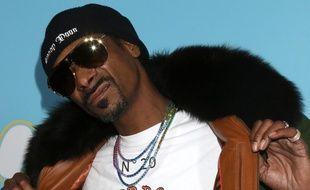 Le rappeur Snoop Dogg à la première de The Beach Bum à Los Angeles