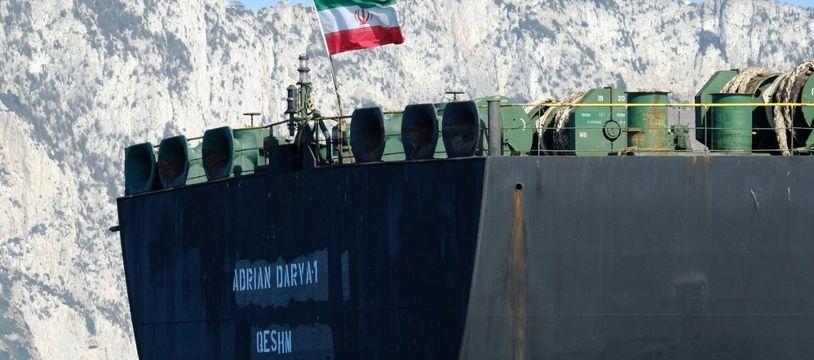 On ne sait pas encore si le tanker a été touché à cause de la crise entre Iran et Arabie saoudite, en tout cas, ce ne serait pas la première fois qu'un tanker iranien est touché. (archives)