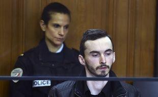 Gérald Seureau lors de son procès devant la cour d'assises de l'Aude en 2017.