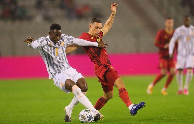 A 19 ans, Sinaly Diomande a déjà intégré la sélection ivoirienne, le 8 octobre à Bruxelles contre la Belgique (1-1).