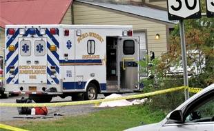 Vingt personnes ont été tuées le 6 octobre 2018 lorsqu'une limousine s'est écrasée devant un magasin très fréquenté du nord de l'Etat de New York.