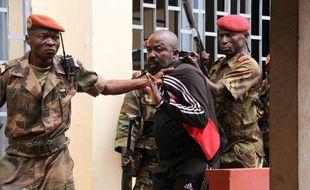 Le député et ex-milicien centrafricain Alfred Yekatom alias