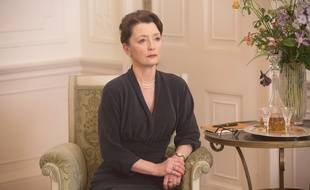 L'actrice Lesley Manville