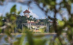 Mar-a-Lago , la résidence floridienne de Donald Trump.