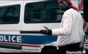 Le clip du rappeur parisien Jo Le Pheno est jugé