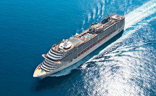 Le bateau Fantasia
