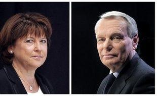 Martine Aubry, première secrétaire du PS, est en moyenne la préférée des électeurs de gauche pour le poste de Premier ministre après la victoire de François Hollande, mais Jean-Marc Ayrault est aussi bien placé, selon trois sondages publiés dimanche.