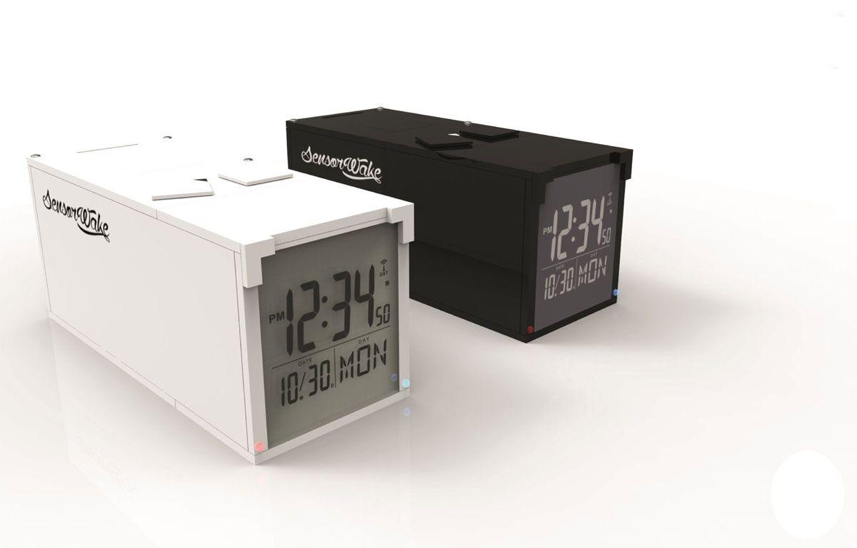 8 - Le réveil olfactif SensorWake. – © Concours Lépine