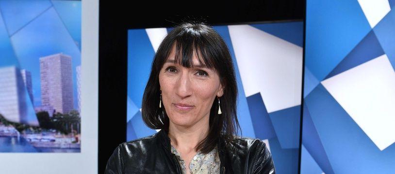 Catherine Meurisse rejoint l'Académie des Beaux-Arts.