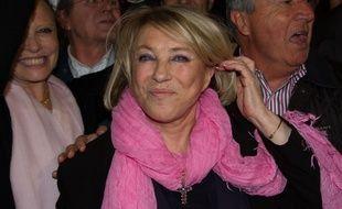 Maryse Joissains en 2014.