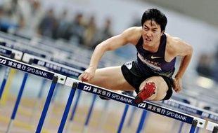 Pékin, désormais seule candidate à l'organisation des Championnats du monde d'athlétisme 2015, s'est néanmoins offert un ambassadeur de prestige avec Liu Xiang, champion olympique 2004 et du monde 2007 du 110 m haies.