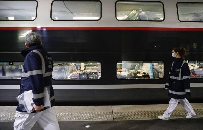 Coronavirus en Ile-de-France: Deux nouveaux trains sanitaires rejoindront la Bretagne ce dimanche
