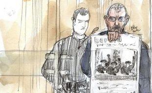 """L'ancien N.1 de l'appareil politique de l'ETA, Mikel Albisu Iriarte, alias """"Antza"""", et sa compagne Soledad Iparraguirre Guenechea, ont été condamnés jeudi à vingt ans de réclusion en appel par la cour d'assises spéciale de Paris qui a confirmé le verdict de première instance."""