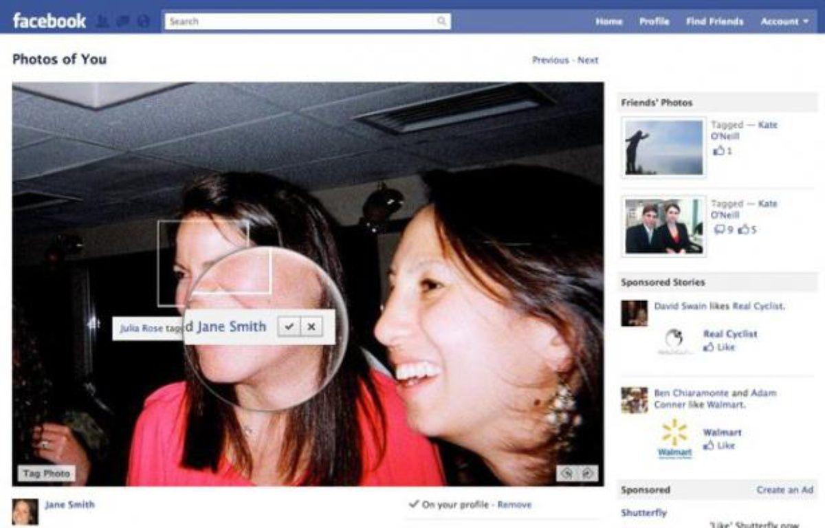 Des nouveaux réglages présentés par Facebook le 23 août 2011. – DR