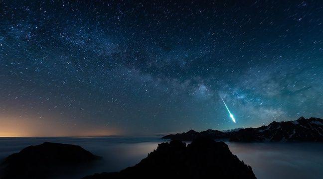 Un photographe capte un magnifique bolide dans le ciel étoilé des Pyrénées