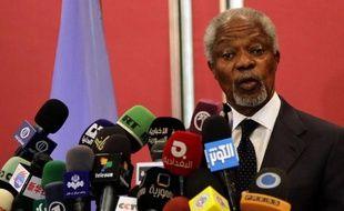 Dans une récente interview, M. Annan a lui-même reconnu que ses efforts avaient pour l'instant échoué et qu'il n'était pas garanti qu'ils aboutissent un jour.