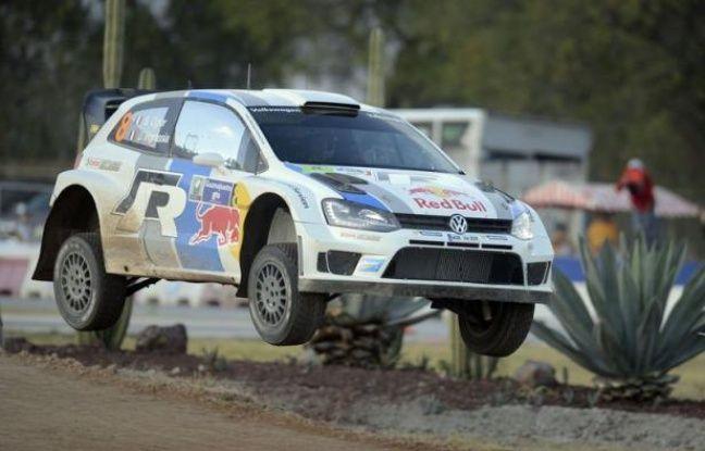 Le Français Sébastien Ogier (VW Polo R) a remporté le Rallye du Mexique, troisième manche du championnat du monde WRC, en devançant le Finlandais Mikko Hirvonen (Citroën DS3) et le Belge Thierry Neuville (Ford Fiesta RS), dimanche à l'issue des 23 spéciales.