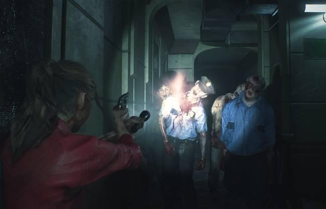 Resident Evil 2, c'est aussi deux aventures en une : jouez avec Leon ou avec Claire. Deux points de vue différents pour une seule aventure.