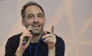 Raphaël Glucksmann, le 17 mars 2018 à Paris