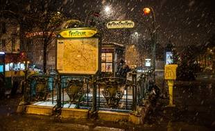 La station Pasteur (15e) sera ouverte lors des «nuits festives» où les métros circuleront toute la nuit. (Illustration)