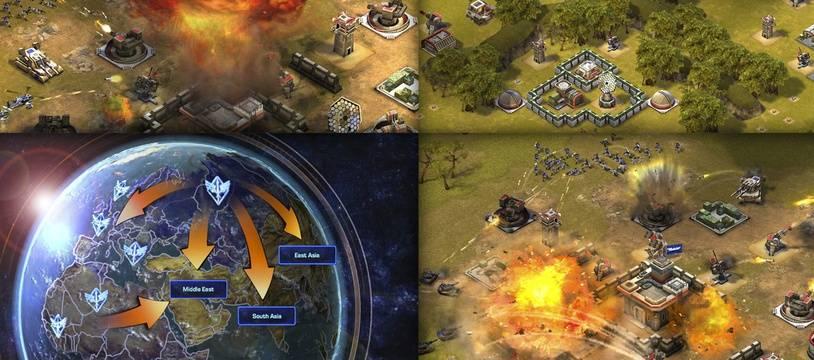 «Empire & Allies», de Zynga, est disponible sur iOS et Android.