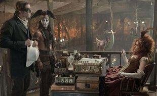 """The Lone Ranger"" film de Gore Verbinski, sorti en 2013"