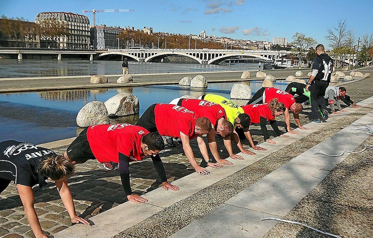 Urban Challenge programme une dizaine de séances par semaine.  – Urban Challenge