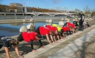 Urban Challenge programme une dizaine de séances par semaine.