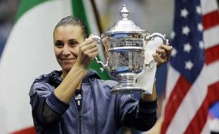 Flavia Pennetta a annoncé après sa victoire en finale de l'US Open, le 12 septembre 2015, qu'elle prendrait sa retraite en fin d'année.