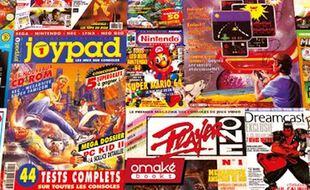 Le livre « Presse Start » revient sur 40 ans de magazines de jeux vidéo en France, effet nostalgie garanti