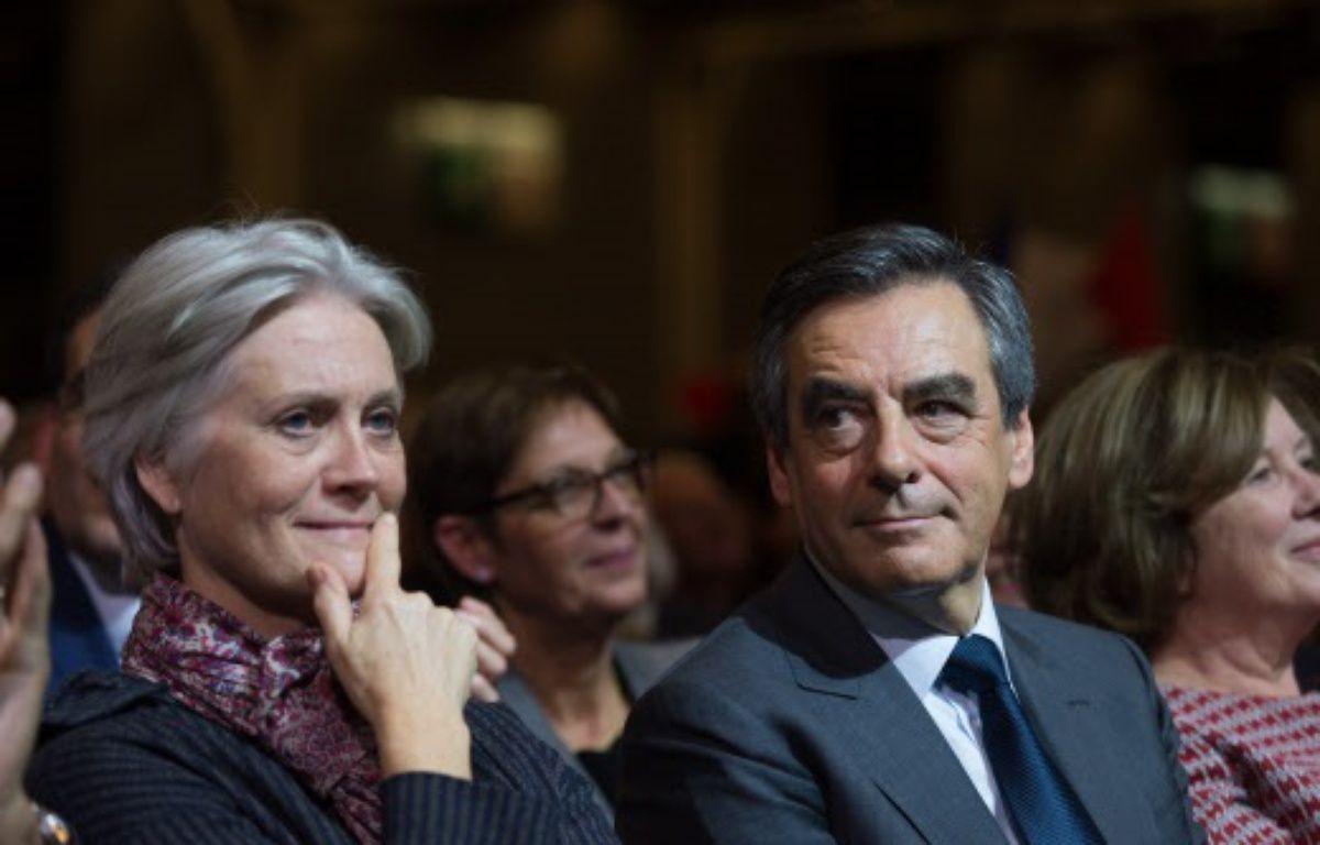 Pénélope et François Fillon – WITT/SIPA