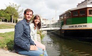 Marie Guinard et Antoine Pottier veulent ouvrir une boutique Maloan, où ils proposeront de la bière pression type craftbeer en canettes.