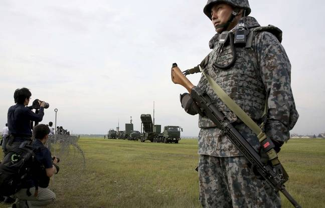 nouvel ordre mondial   Le Japon va-t-il renoncer à sa constitution pacifiste?