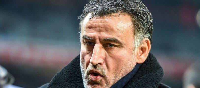 Christophe Galtier affrontera un TFC sans Casanova samedi au Stadium.