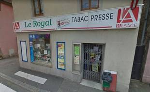 Le tabac presse Le Royal, à Issenheim.