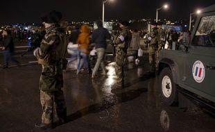1.200 forces de l'ordre seront déployées chaque soir de la Fête des lumières de Lyon.