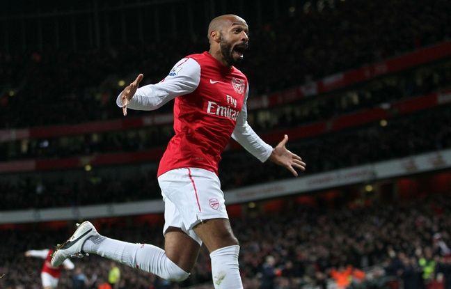 Premier League: Titi Henry élu meilleur joueur étranger de l'histoire, et de loin