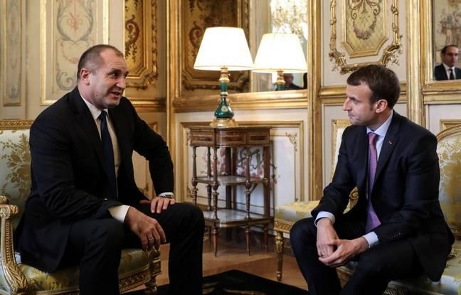 Le président bulgare dénonce des propos «de bas étage» d'Emmanuel Macron sur le travail détaché
