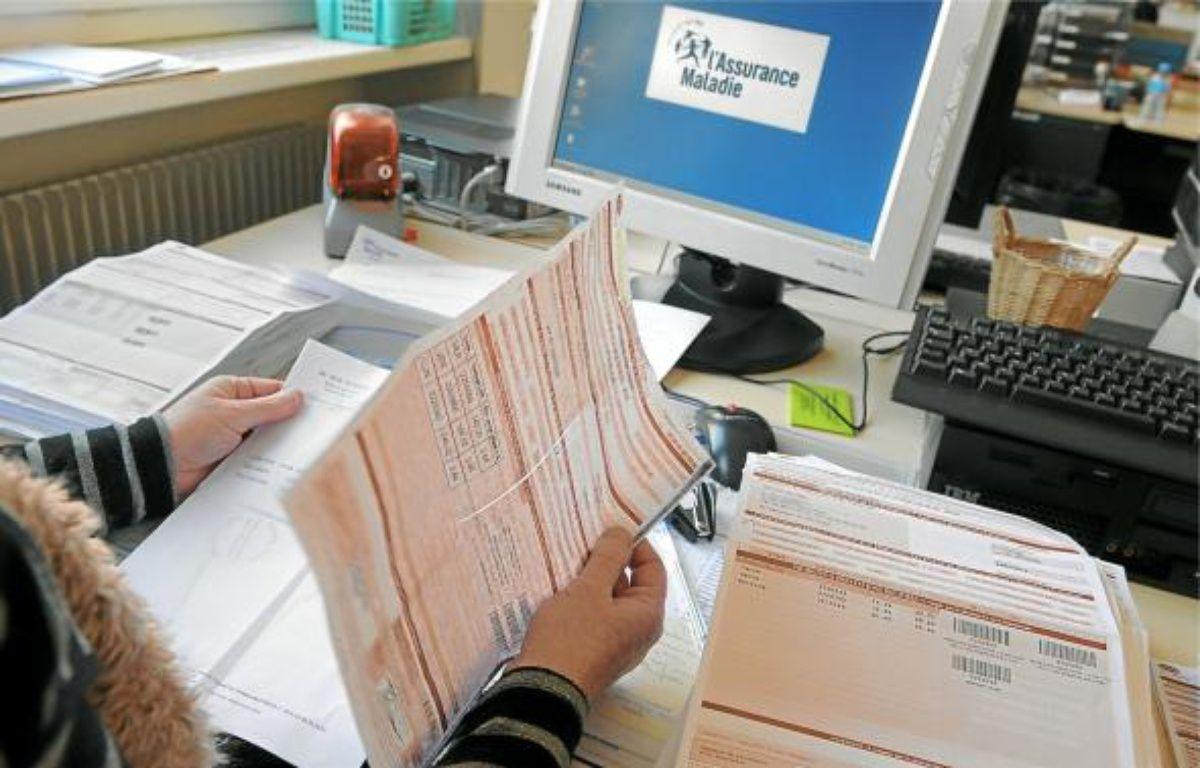 La CPAM du Bas-Rhin traite chaque jour 100000feuilles de soins et gère 2500arrêts maladie. –  G. Varela / 20 Minutes