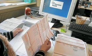 La CPAM du Bas-Rhin traite chaque jour 100000feuilles de soins et gère 2500arrêts maladie.