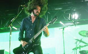 Le musicien Dave Grohl