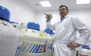 """L'Académie de médecine s'oppose à la mesure phare du projet de loi de bioéthique, la levée de l'anonymat des donneurs de sperme, """"première entaille"""" au dogme français de l'anonymat dont les conséquences pratiques n'ont pas été évaluées, selon la société savante."""