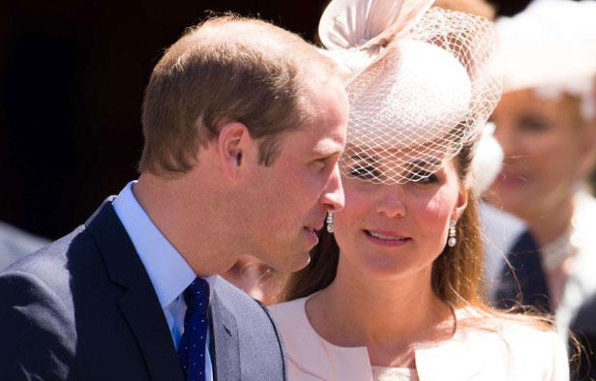 Le prince William et Kate, le 4 juin 2013 – Tim Rooke / Rex Feature/REX/SIPA