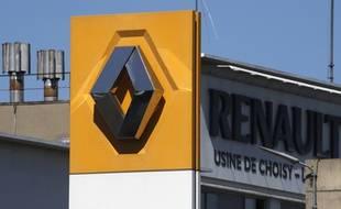 Le groupeRenault prévoit au total 4.600 suppressions d'emplois sur ses sites en France.
