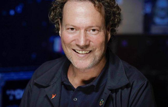 David Sussmann, fondateur de Pure Ocean.