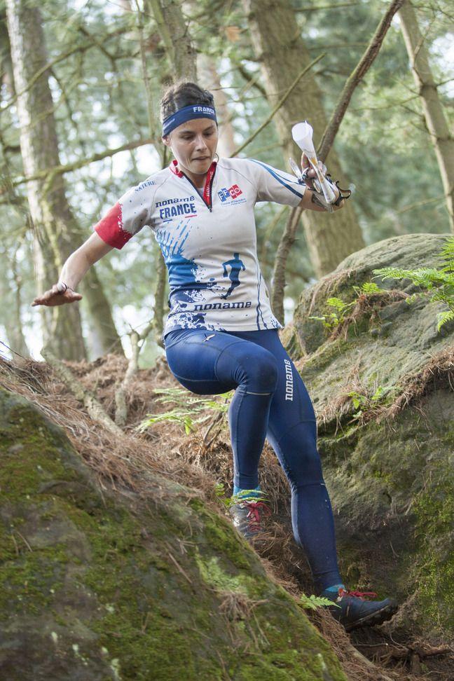 Isia Basset est devenue en 2018 la première orienteuse française à obtenir une médaille lors des championnats du monde.
