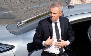 François de Rugy le 14 juillet 2019.