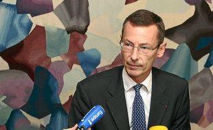Férédric Fèvre, le procureur de la République de Lille (archives).